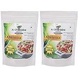 Nutritatva Quinoa Seeds 200g + 200g (Pack of 2)