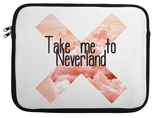 Land Swag (Take Me To Never Land Laptop Case 13