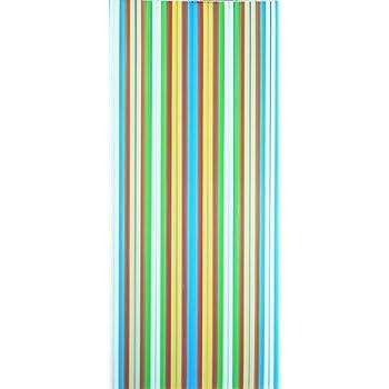 Amazon.de: Kunststoffvorhang Türvorhang Streifenvorhang