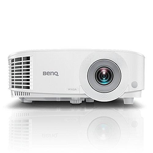 BENQ 9H.JHT77.13E DLP Projector 3.600ANSI Lumen WXGA 1280x800 20000:1 16:10 3D-fahig RS232 HDMI USB1x2W D-S