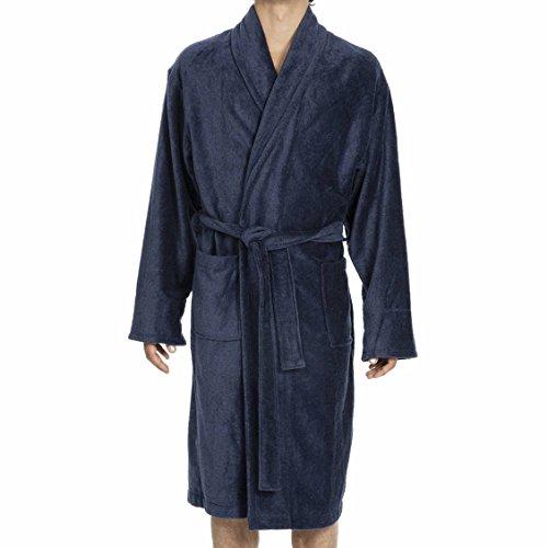 Preisvergleich Produktbild HOM Bathrobe 400302, blue, L
