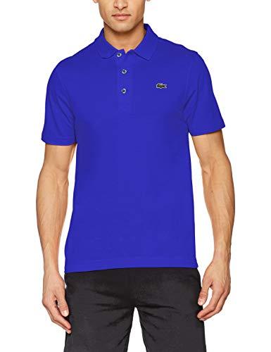 Lacoste Sport Herren L1230' Poloshirt, Blau (Paquebot S6n), Medium (Herstellergröße: 4) -