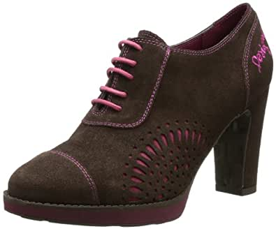 Desigual Silvia-3a 38PS437600937, Damen Pumps, Braun (Chocolate 6009), EU 37