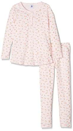 petit bateau looping ensemble de pyjama fille v tements et accessoires. Black Bedroom Furniture Sets. Home Design Ideas