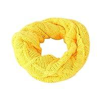 LILICAT Kids Knitting Wool Neckerchief baby Boy Girl Scarves Shawl Winter warm Windbreak Thickening Knitting Neck Scarf