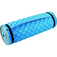 Highlander Comfort Camping Mat Lightweight Roll Up Travel Mat Ideal for Camping, Festivals or even Yoga Workouts 18