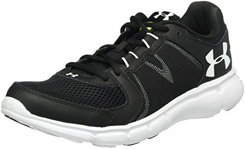 Under Armour Thrill 2, Scarpe Running Uomo, Nero (Black), 44 EU