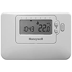 Honeywell Home CMT707A1003 Termostato Programmabile Settimanale Honeywell CM700, a batterie, Display LCD, 4 Livelli di… 41REJCCXkrL. SS300