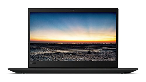Lenovo ThinkPad P52s i7 15.5 inch IPS SSD Quadro Black