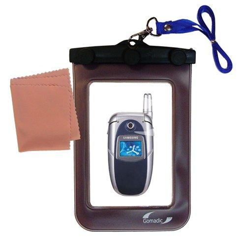 Wetter- und Wasserfeste Tasche für die Samsung SGH-E310