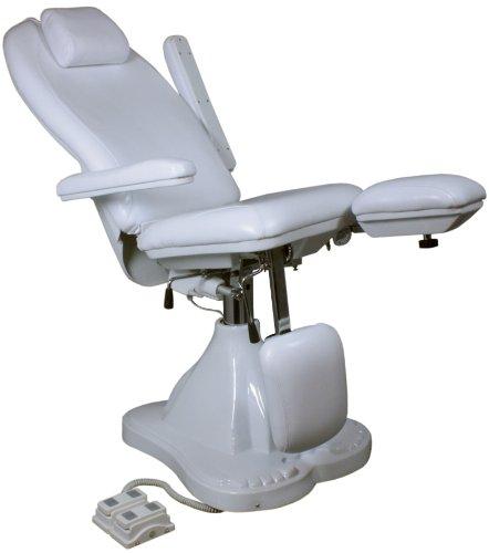 elektrisch höhenverstellbare Kosmetikliege Fußpflegeliege mit...