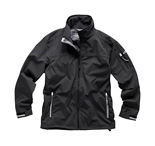 Gill Crew Jacket Navy