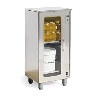 Small Insulated Cabinet, Verflüssigung and/or Liquid Hold All Honigs 220 V 1100 W, Stainless Steel 7
