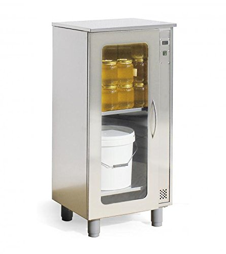 Small Insulated Cabinet, Verflüssigung and/or Liquid Hold All Honigs 220 V 1100 W, Stainless Steel 1