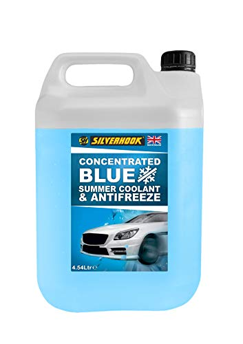 Silverhook concentré Bleu antigel & Summer liquide de refroidissement 4.54 litres