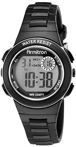 Armitron Sport - Damen -Armbanduhr- 45/7046BLK