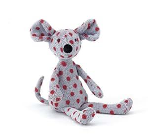 Bambina Mouse - Peluche Souris 23 cm