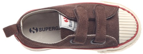 Superga  298 Suvj,  Sneaker unisex bambino Marrone