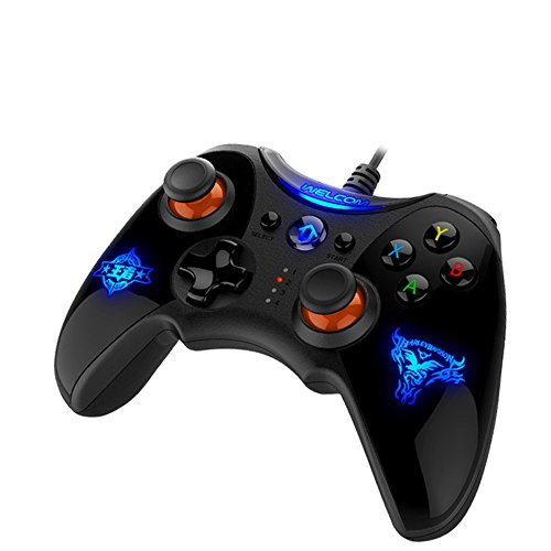 Apple Platten Dekorativen (OOFAY PG Batman Gaming Bluetooth 2.4G Wireless Controller Gamepad Joystick Für PS3 Android Phone Tablet PC Laptop)