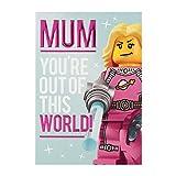"""Hallmark Lego Muttertagskarte """"Out Of This Galaxy"""" – mittelgroß"""