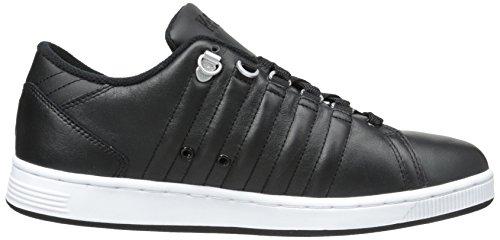 K-swiss Lozan Iii, Chaussons Sneaker Homme Noir (black/white 013)