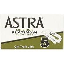 Astra ASTRAGR - Pack de 100 cuchillas de doble hoja