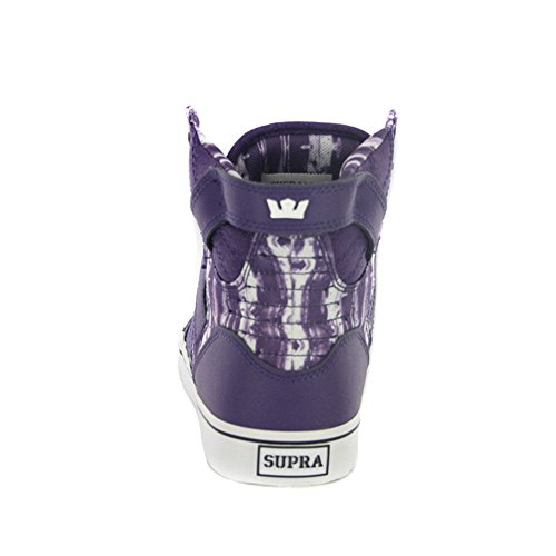 Supra Skytop, Baskets mode mixte adulte - lila/multi/weiss