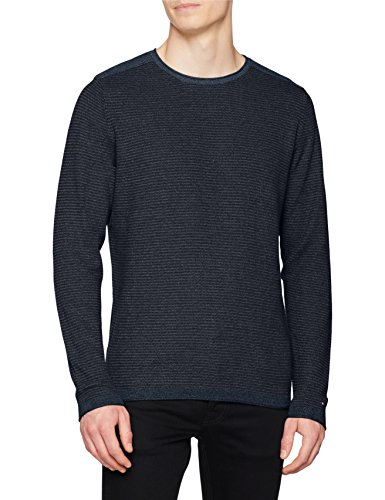 Tommy Hilfiger Textured Denim Look Sweater suéter