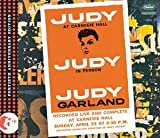 Judy at Carnegie Hall (2 CD) [Import Anglais]