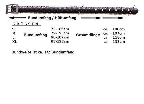 Fahrradreifen-GÜRTEL I 35mm Gunmetal -vegan- upcycling - 5