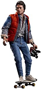 Marty Mcfly Back to the Future Movie Masterpiece 1/6 scale figure
