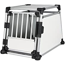 Trixie 39342 Transportbox, Aluminium, 63 x 65 x 90 cm