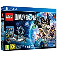 Lego Dimensions Starter Pack Supergirl for PS4