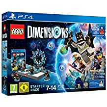 Lego Dimensions - Pack de démarrage + Supergirl