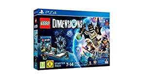 LEGO Dimensions – Starter Pack – [PlayStation 4] + Supergirl Figur