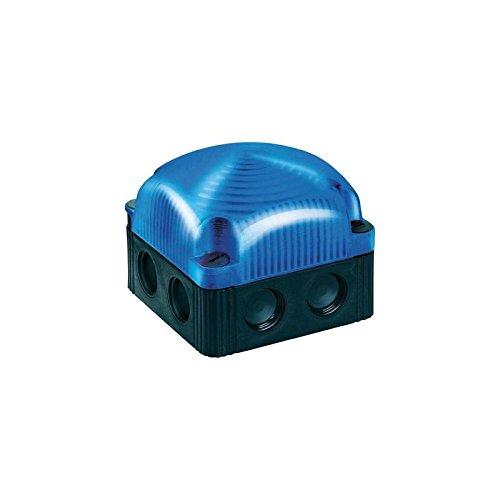 Werma Signaltechnik LED-DOPPELBLITZLEUCHTE 115-230 V/AC BLAU