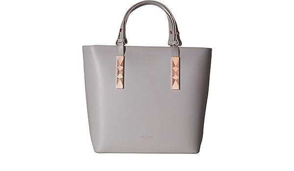 29d12e468a031b Ted Baker Jaceyy Handbag Light Grey  Amazon.co.uk  Shoes   Bags