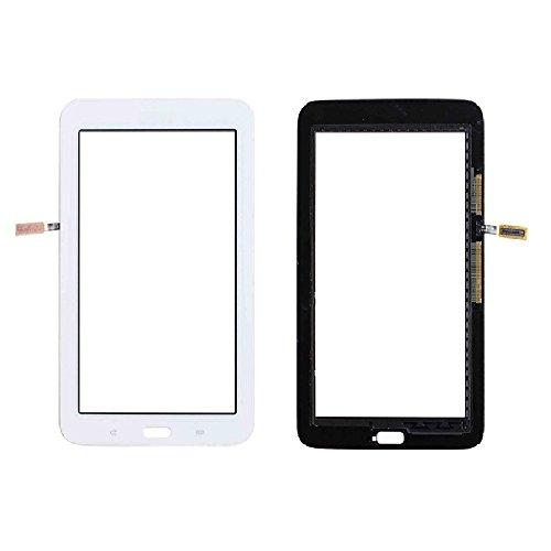 Ecran vitre tactile ecran remplacement pour Samsung Galaxy Tab 3 Lite 7.0 T110 T111 (Blanc)