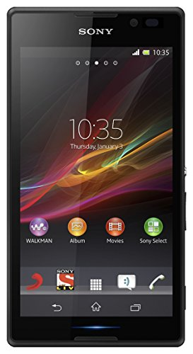 Sony Xperia C (Black)
