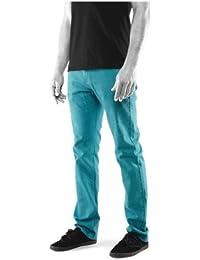 Emerica Hsu Saratoga Jeans pour 33 bleu sarcelle