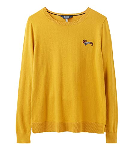 Joules Tina Jumper (Gold Dog) (UK:10)