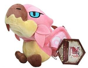 "Capcom Monster Hunter Pink Rathian/Rioreia Subspecies 6"" Plush (Japanese Import) by Capcom (English Manual)"