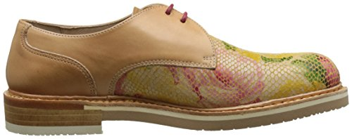Neosens S924 Fantasy Floral Yellow Albilla, Chaussures Derby Femme Jaune (Floral Yellow)