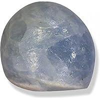 Calzit blau Trommelstein Packungsgröße - Steingröße: 1000g preisvergleich bei billige-tabletten.eu
