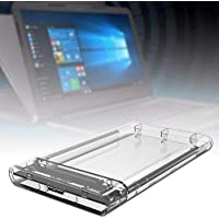 优良特 ULT 2.5 inch transparent SATA3 interface hard cassette Hard cassette supports 10TB capacity and 5GB signal input