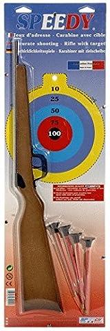 Carabine Crosse Bois - Carabine avec cible