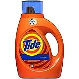 Tide Original Scent Liquid Laundry Detergent - 1.47 L