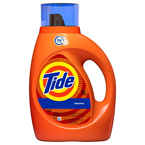Mejor detergente para lavadora – Tide Original Scent HE Turbo Clean