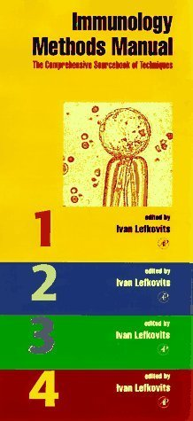Immunology Methods Manual, Four-Volume Set: The Comprehensive Sourcebook of Techniques (1996-12-05)