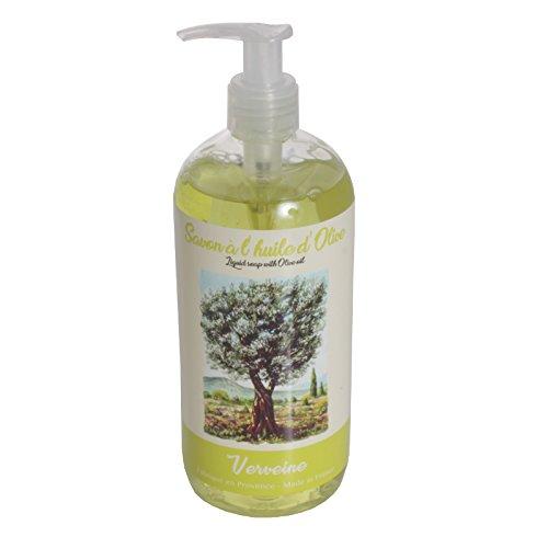 La Savonnerie de Nyons Eisenkraut Liquid soaps-500ML, Multi/Farbe, eine Größe - Frankreich Seifen Seife